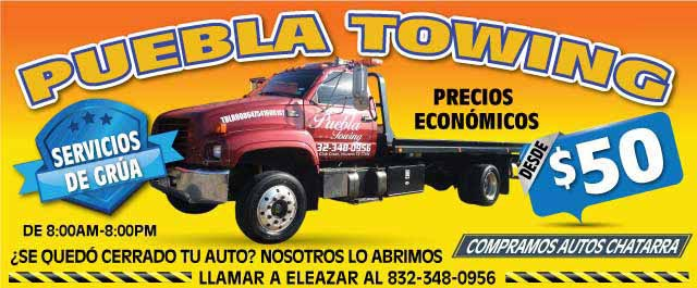 Puebla Towing