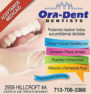 ORADENT DENTISTA HOUSTON