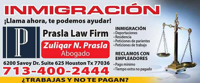 Prasla Law Firm