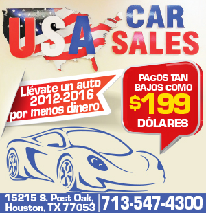 USA Car Sales