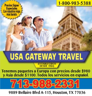 USA GATEWAY TRAVELS