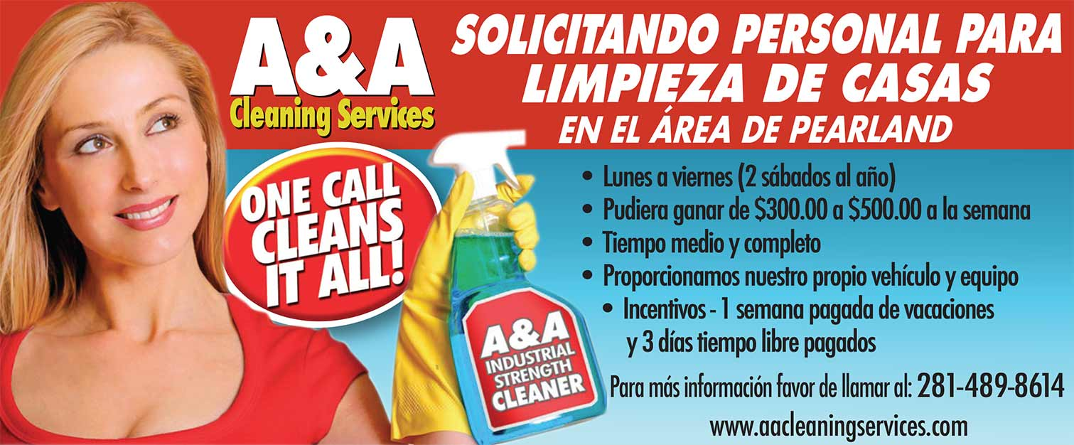 AA CLEANINGS ERVICES