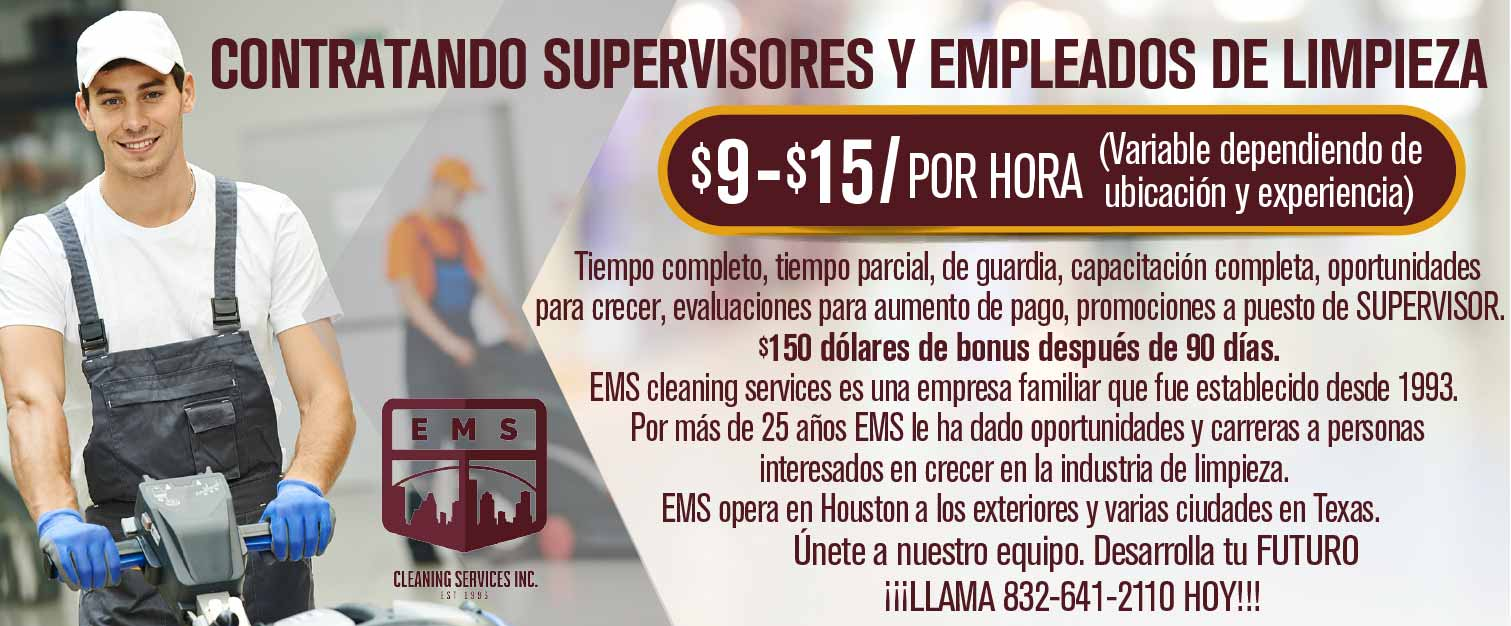 EMS CLEANING SERVICES