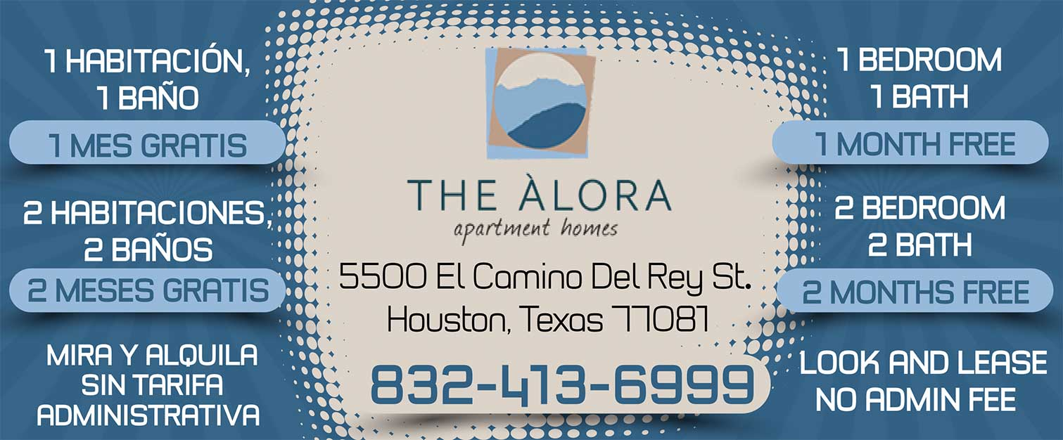 THE ALORA APARTMENT HOMES