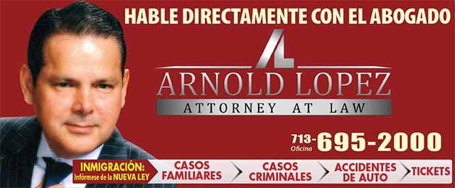 Oficinal Legal Arnold Lopez